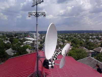 install toroidal dish_10