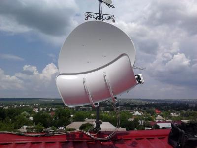 install toroidal dish_16