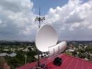 install toroidal dish_12
