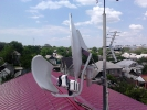 install toroidal dish_20