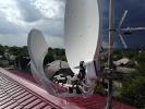 install toroidal dish_2