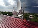 install toroidal dish_3