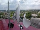 install toroidal dish_7