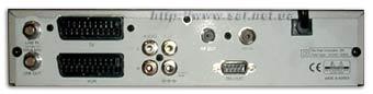 Спутниковый рессивер Arion AF1700E
